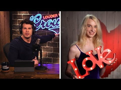 HILARIOUS: Transwoman, Dave, DEMANDS You Date Him! | Louder With Crowder