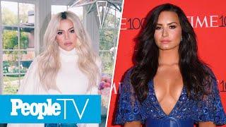 Demi Lovato & More React To George Floyd Killing, Khloé Kardashian Selling Calabasas Home | PeopleTV