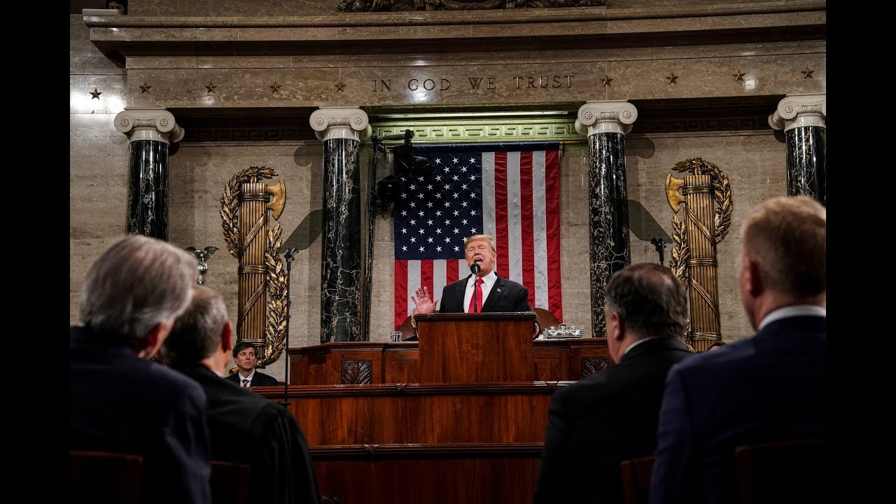 Trump delivers 2019 State of the Union address