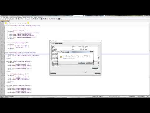 How to Comment  Multiple Lines in XML using Notepad++