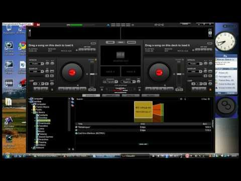 How to Remove Vocals Using Virtual DJ (OUTDATED)
