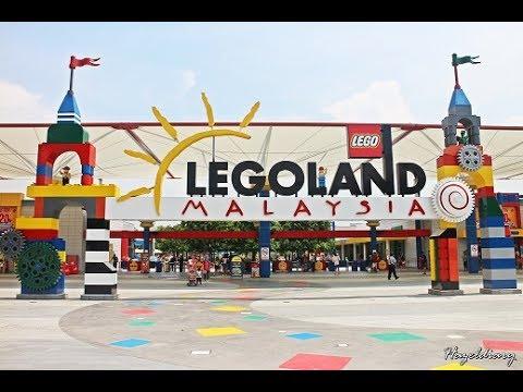 Trip To Malaysia, Legoland & Kuala Lumpur (Genting & Twin Tower), Vlogging Video Free