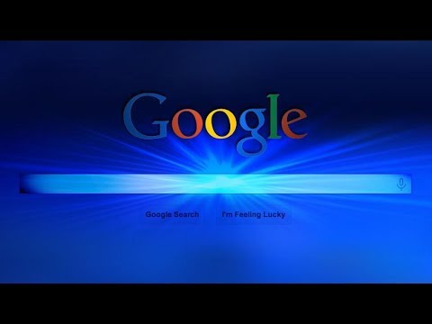 How to make google homepage using html