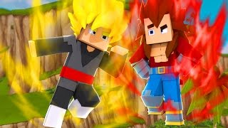 Minecraft: DRAGON BLOCK C ONLINE - LUTA CONTRA SUPER SAIYAJIN 4 ! ‹ Ine ›