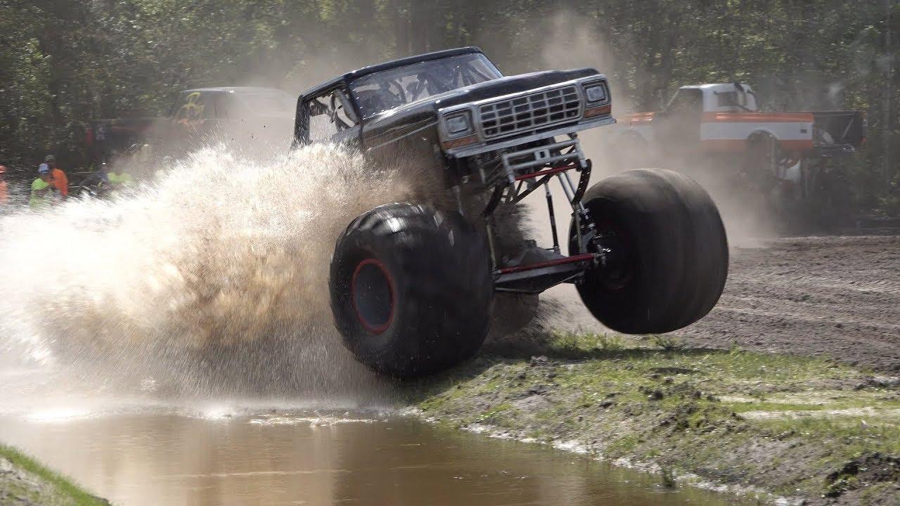 2019 Mega Mud Truck Freestyle - Iron Horse
