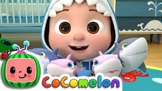 Baby Shark 2 - Hide and Seek | ABCkidTV Nursery Rhymes & Kids Songs