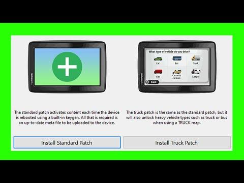 TomTom Map Updates  2018  ✅