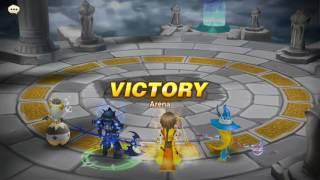Summoners War Grind ! 7 - Arena