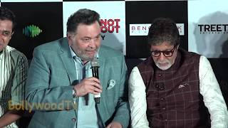 Very Funny moments of amitabh bachchan & rishi kapoor 102 Not Out