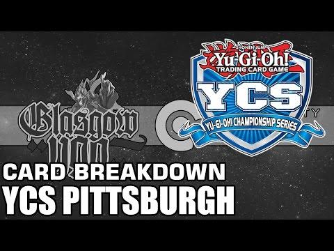 YCS Pittsburgh Top Cut CARD BREAKDOWN!