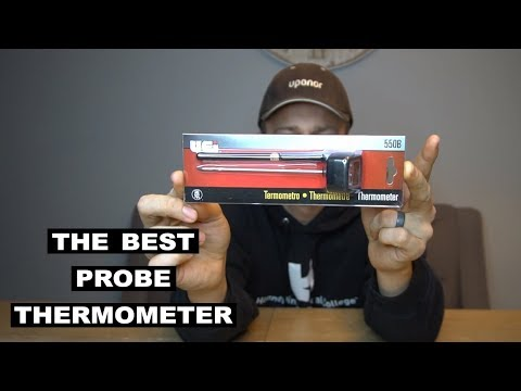 UEi 550B Probe Thermometer Review