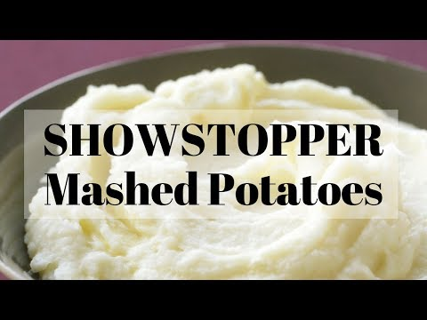 Easy, creamy, dreamy (3-ingredient!) mashed potatoes! - Frugal Family Food