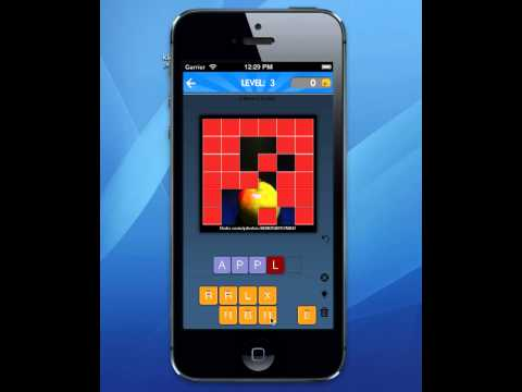 Guess The Pic iPhone App Source Code For Sale