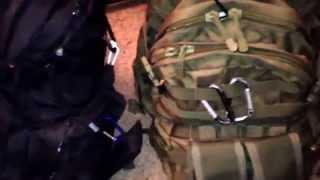 La police Gear 3 Day Backpack