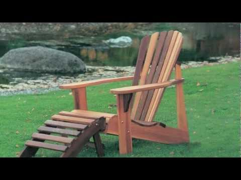 Wood Country Adironadack Chairs