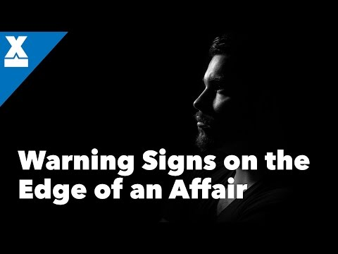 Warning Signs on the Edge of an Affair | Point Man #3