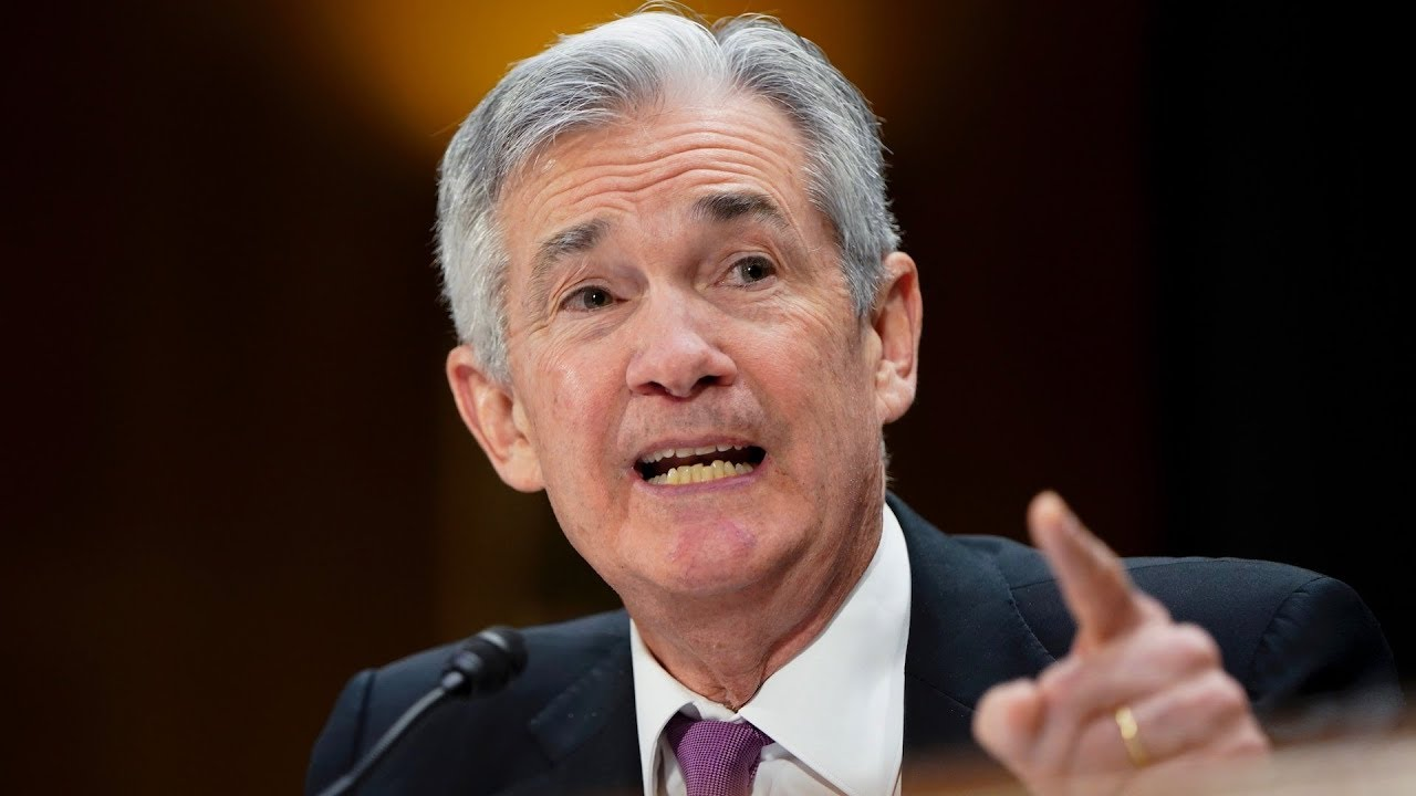 WATCH: Fed Chair Jerome Powell testifies before the Senate Banking Committee