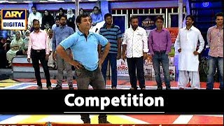 Dance Competition in Jeeto Pakistan | Fahad Mustafa