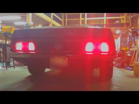 1971 Mach 1 Mustang 5.8l V8