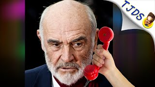Sean Connery Swears A Lot At Jimmy Dore