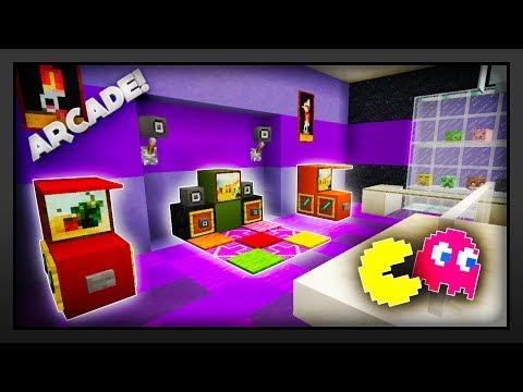 MInecraft - How To Make An Arcade