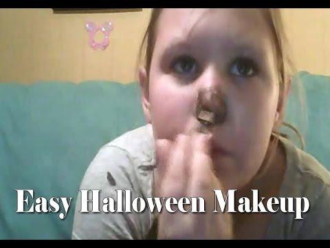 Episode 13:   Easy Cat Makeup for Halloween