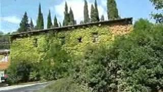 Tuscany: Farmhouse in Reggello (Tuscany)