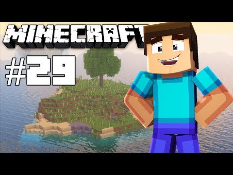 I'm back! - Minecraft timelapse - Survival island III - Episode 29