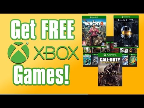 How to get free Xbox One games 2017. WORKS 100%!!! (Latest method)