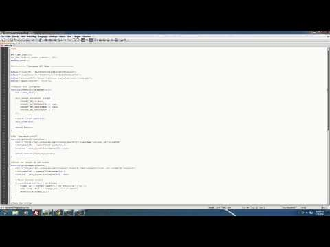 PHP Instagram Downloader Tutorial - 10 - Saving the Pictures on a Server