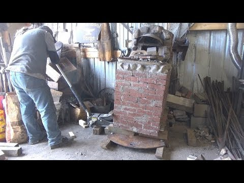 Moving OSF Shorts - Dropping The Forge Onto A Sled