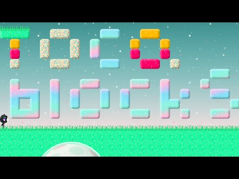 Toca Blocks Tutorial - Ms.Butterfly  Mixes Different Blocks