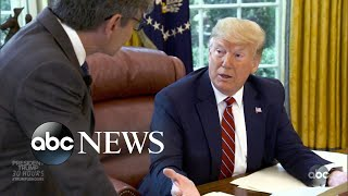 Download President Trump: 30 Hours l Interview with George Stephanopoulos l Part 2 Video