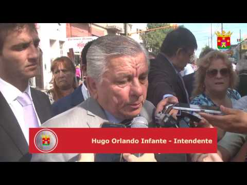 Visita de Obra Av Belgrano 2da Etapa