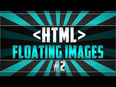 HTML Floating an Image [#2]
