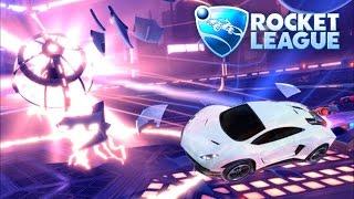 NEW ROCKET LEAGUE DROPSHOT GAME MODE