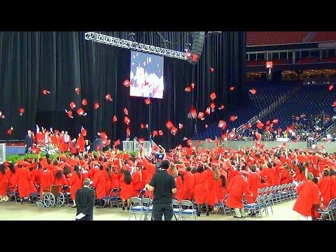 Bellaire High School Graduation 2015- Houston, Texas
