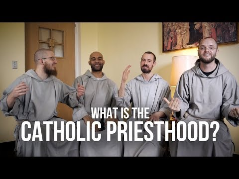 What is the Catholic Priesthood?