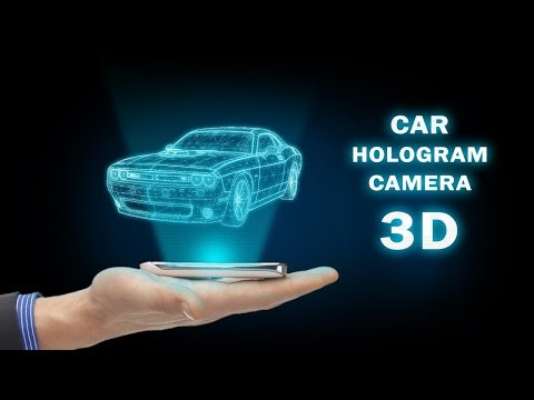 after effects hologram tutorial