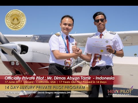 BIG Secret to get PRIVATE PILOT LICENSE in 14 DAYS - Real Story