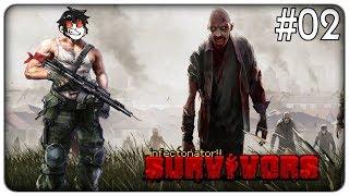 Una Nuova Potente Arma Contro Gli Zombie PiÙ Pericolosi | Infectonator Survivors - Ep. 02 [ita]