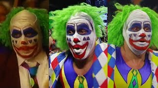 Every Doink the Clown Apperance in WWE