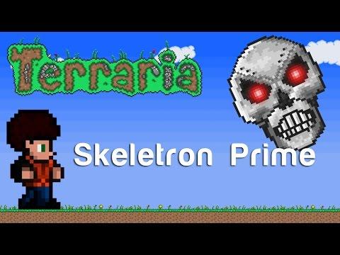 Terraria Xbox - Skeletron Prime [116]