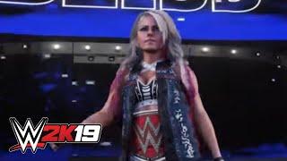 WWE 2K19 Alexa Bliss entrance video