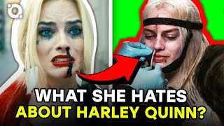 8 Struggles Margot Robbie Went Through To Become Harley Quinn  ⭐ OSSA