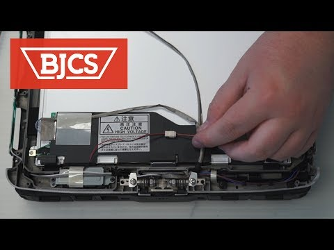 How to Replace the Panasonic Toughbook CF-19 MK6 Screen