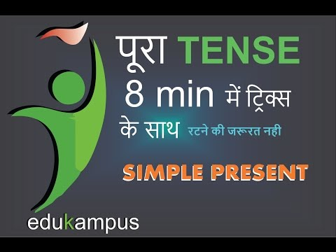 tenses in english grammar with examples     tenses in english grammar with examples in hindi