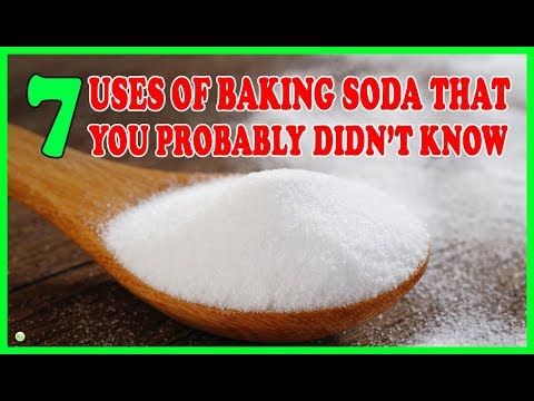 7 Uses For Baking Soda That You Probably Didn't Know - Baking Soda Benefits | Best Home Remedies