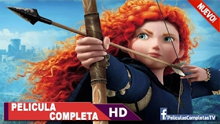 Valiente    Peliculas Completas en Español Latino Infantiles Disney Pixar 2016 ☄☄☄