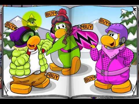 Club Penguin Penguin Style September 2011 Cheats